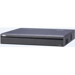 16CH 1.5U 4K H.265 Network Video Recorder + 4TB HDD NVR4416H-16P-4K