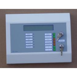 MD2400 répétiteur avec évacuation interrupteur + Redondance