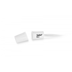 B-2 CONTACTS MAGNETIQUES ENCASTRES (BLANC) - 10PC