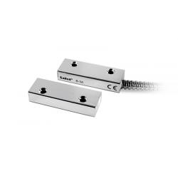 B-3A Contact magnétique en métal et câble gainé