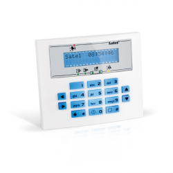 INT-KLCDS-BL PETIT CLAVIER LCD ECLAIRAGE BLEU