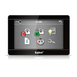 INT-TSH-BSB Système de contrôle tactile - grand modèle - Noir