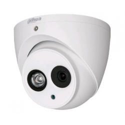DOME HDCVI 4MP OBJ Fixe 3,6mm HD 1080p LEDS-50M